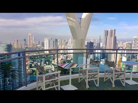Metro Manila Skyline 2017