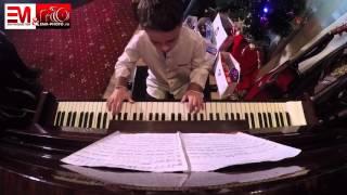 Lectii de pian Navodari / Fernando Dascalu - Inventiunea Nr. 8 in Fa Major de J.S.Bach