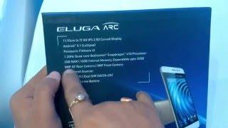 [Hindi-हिन्दी] Panasonic ELUGA Arc Unboxing