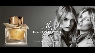 My Burberry EDP Fragrance Review (2014)