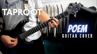 Taproot - Poem (Guitar Cover)