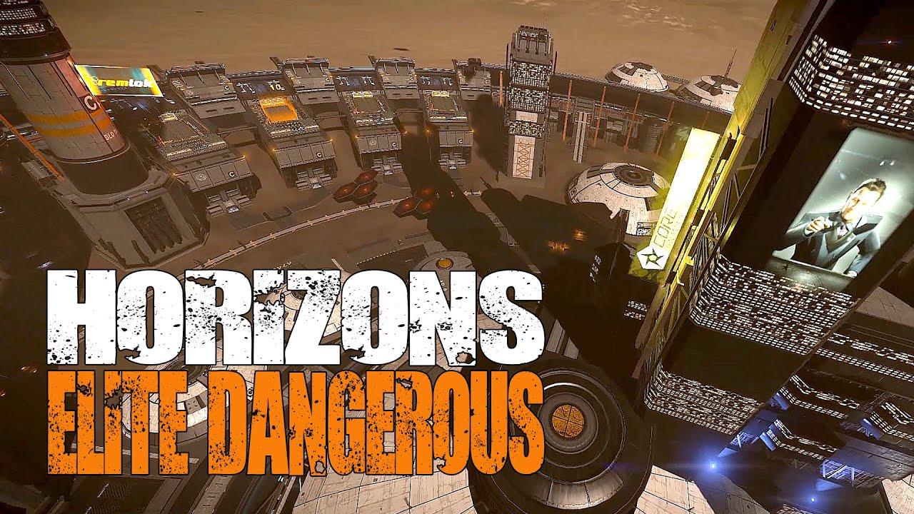 elite dangerous horizons how to make money