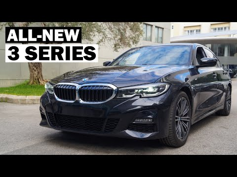 NEW 3 SERIES! 2019 BMW 330i Review (G20) | Full Interior & Exterior Tour