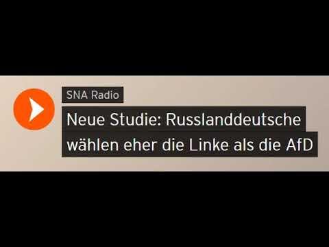 Andrej Hunko zur Studie: Russlanddeutsche wählen eher die Linke als die AfD (Sputniknews)
