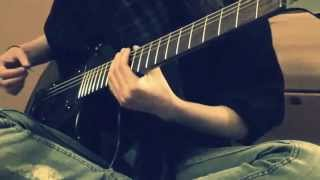 Silverstein - To Live And To Lose (Guitar Cover)