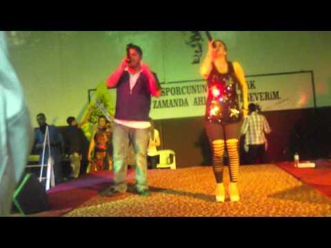 Seda Tripkolic Gaziantep'Nizip Konseri ( Sonu Gelmez )
