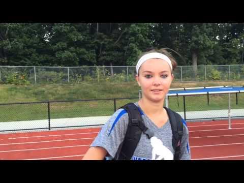 Field Hockeh Video: Megan Thompson of Warren Hills