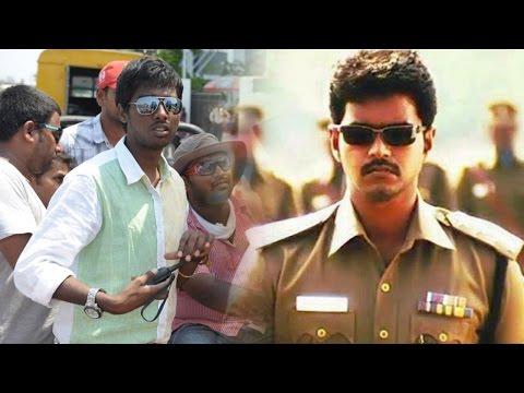 Illayathalapathy Vijay as a senior cop in Atlee's Vijay 59 | Hot Malayalam Cinema News thumbnail