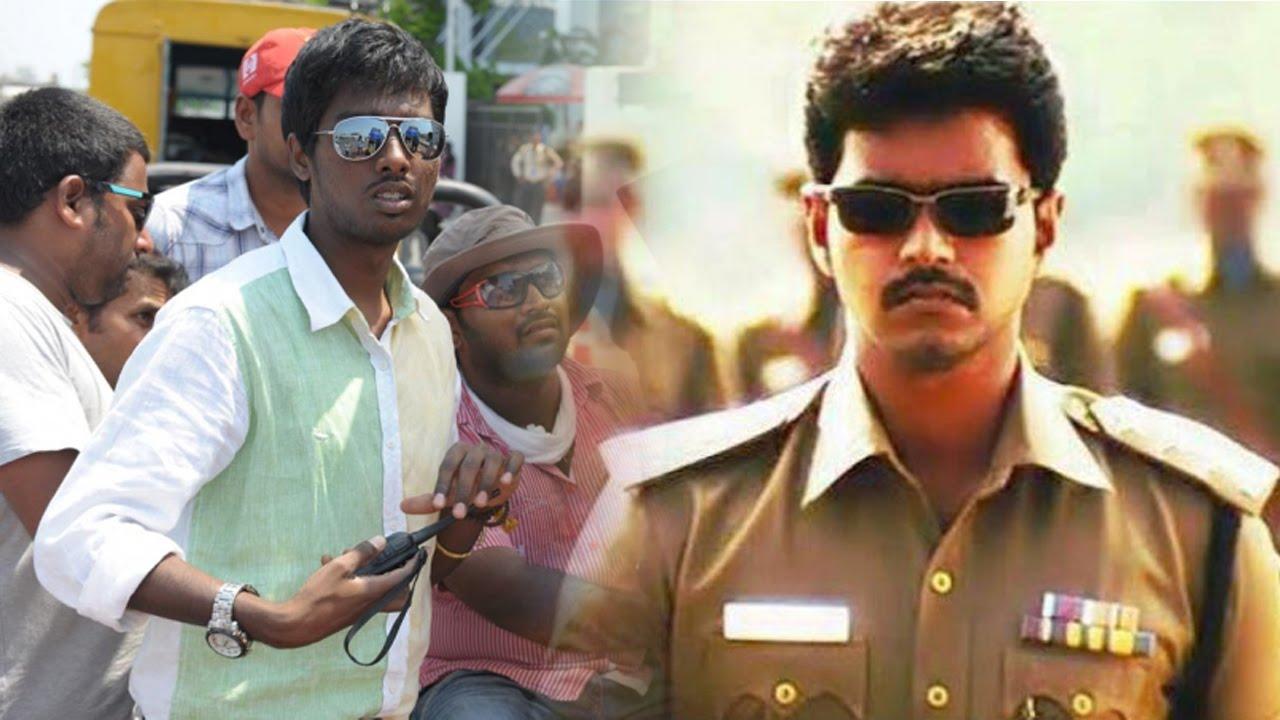 Illayathalapathy Vijay as a senior cop in Atlee's Vijay 59 | Hot Malayalam Cinema News
