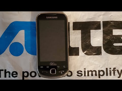 Virgin Mobile Samsung Intercept (M910)