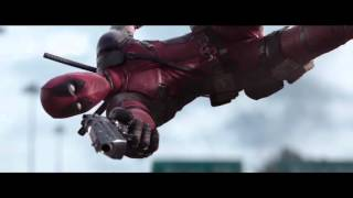 deadpool trailer #2 DMX - X Gon' Give It To Ya metal cover by INGWARRR