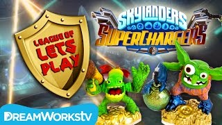 Skylanders Superchargers Elite Slam Bam, Boomer & Zook | LEAGUE OF LET'S PLAY