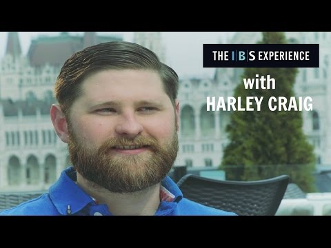 The IBS experience with Harley Craig