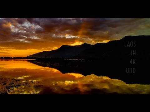 Stunning Laos in 4K Ultra HD