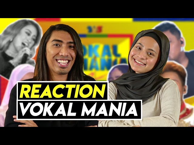 [REACTION] Petch & Nasha Jadi Juri 'Netizen' Vokal Mania