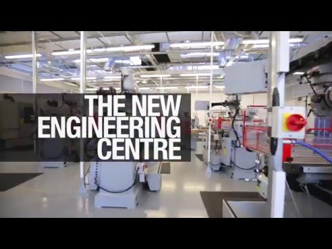 Weston College Our New Engineering Centre