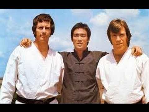 Bruce Lee, Chuck Norris and Bob Wall thumbnail