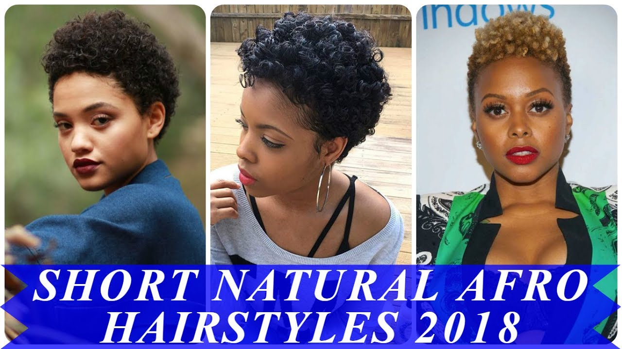 20 Beautiful Ideas About Short Natural African American Hairstyles
