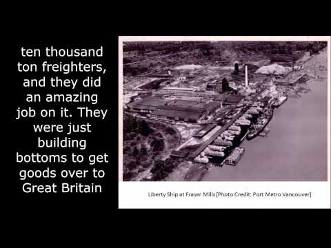 World War II & the Waterfront: Liberty Ships