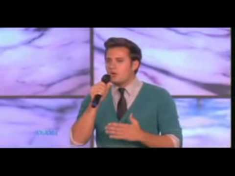 Nick Pitera, A Whole New World on Ellen