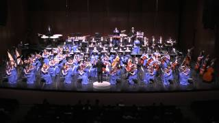 AYS - Billy the Kid Suite (Copland), Sept. 2012