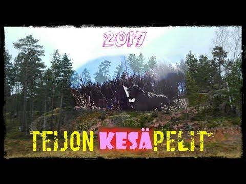 Big Games in Paintball at MeriTeijo (Finland)