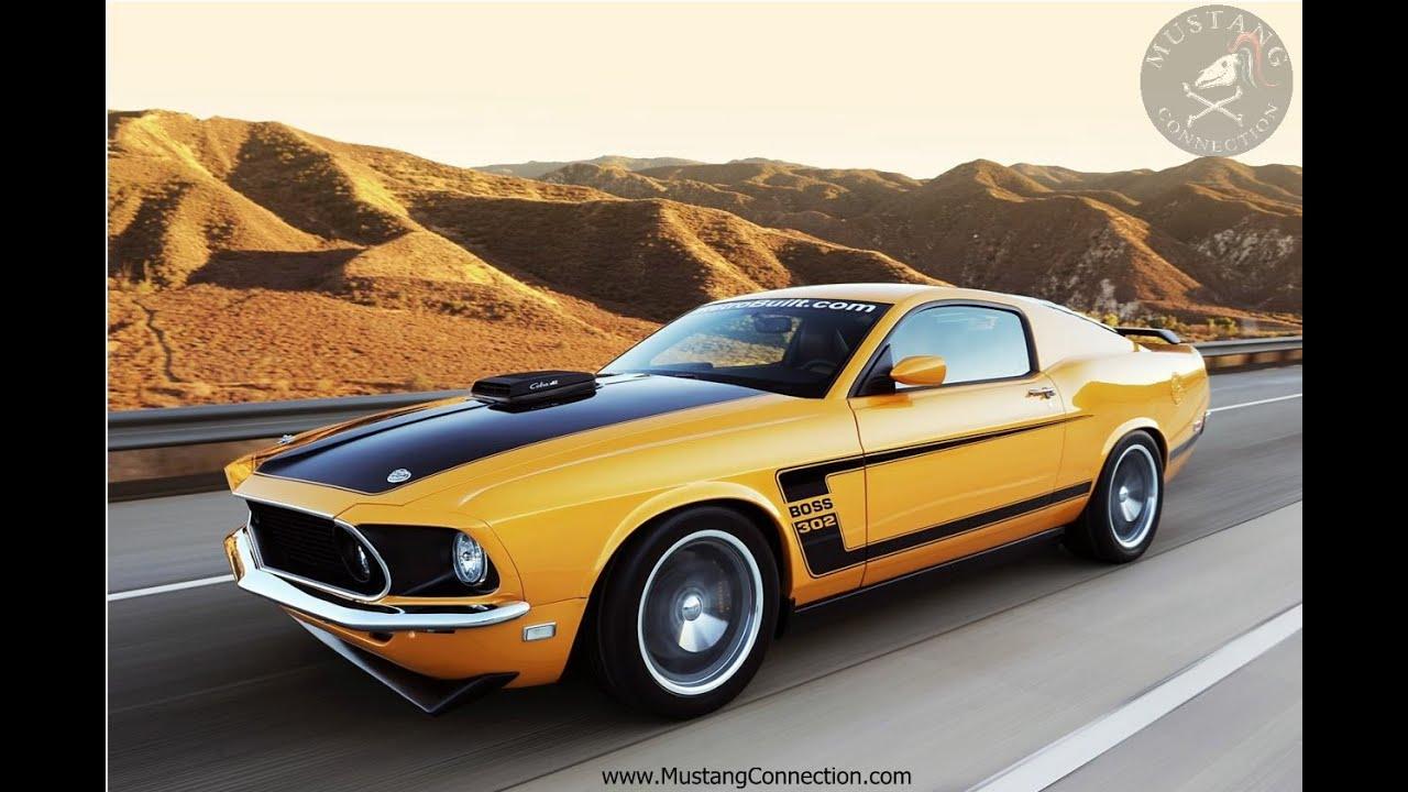 2013 Ford Mustang Retrobuilt Quot Boss 302 Quot At Sema 2012 Youtube