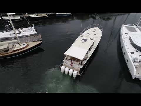 Stress-Free Boating With MJM Yachts.