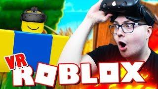 VR ROBLOX | Roponen The Roblox God
