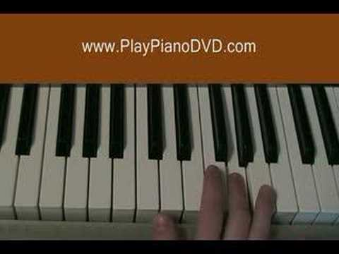 How To Play Changes By Tupac On The Piano Youtube