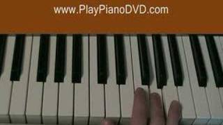How to Play Changes by Tupac on the Piano