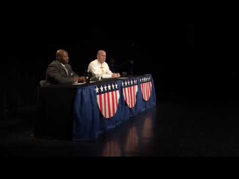 Washtenaw County sheriff candidates Ken Magee and Jerry Clayton