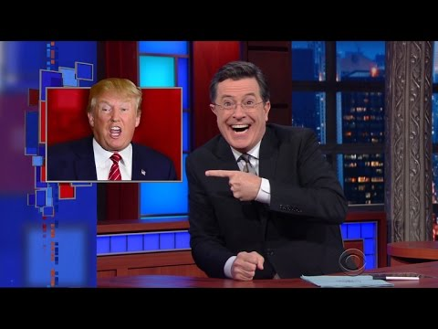 One-Year Anniversary: Stephen Colbert