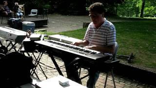 René van der Wouden live in Essen, pt. 1