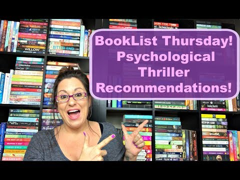 Adult Psychological Thrillers - Recommendations!