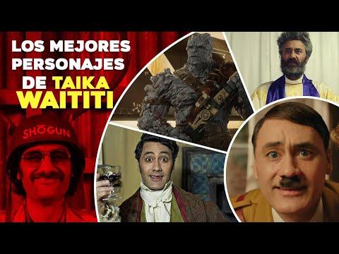 Los mejores personajes de Taika Waititi