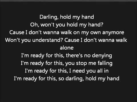 Hold my hand jess glynne lyrics