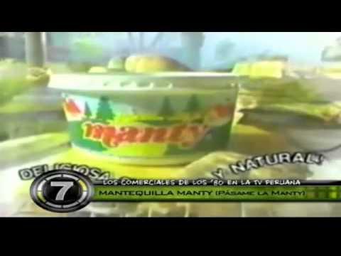 Los Comerciales De Los '80 En La Tv Peruana