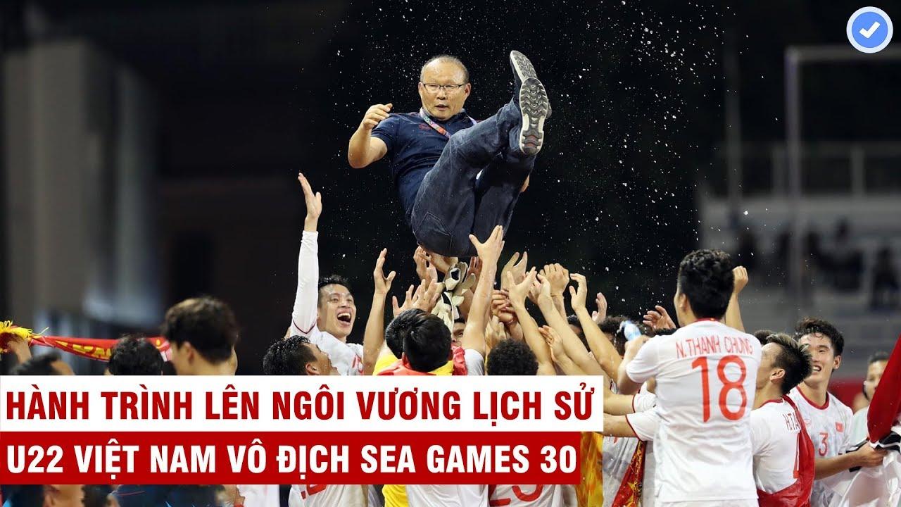 Hành trình lên ngôi vô địch SEA Games lần đầu tiên trong lịch sử của U22 Việt Nam | Vietnam Sports