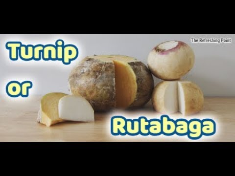 Difference Between Turnip and Rutabaga Appearance and Health Benefits Swede Plus Turnip Greens