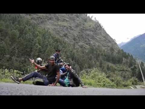 Delhi To Kasol Bike Ride Trip / Banjarey / Fugly