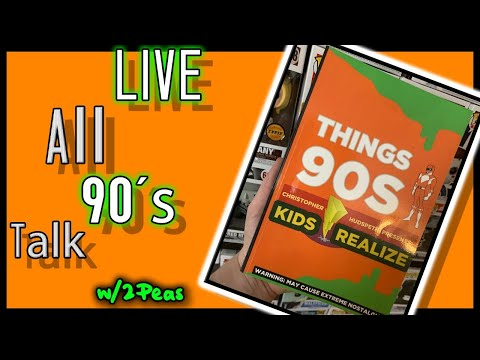 WARNING MAY CAUSE EXTREME NOSTALGIA! Live look at