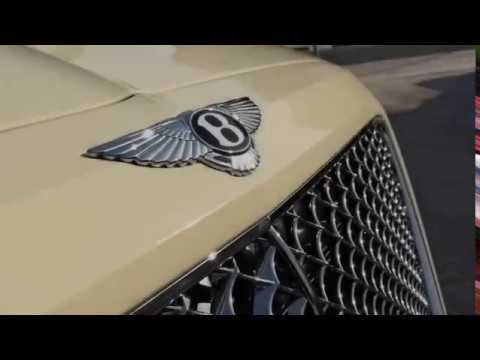 WrapStyle™ - Bentley Bentayga in Beige wrap