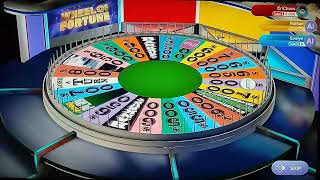 I'M ON A GAME SHOW! - Wheel of Fortune (Switch) Gameplay #1