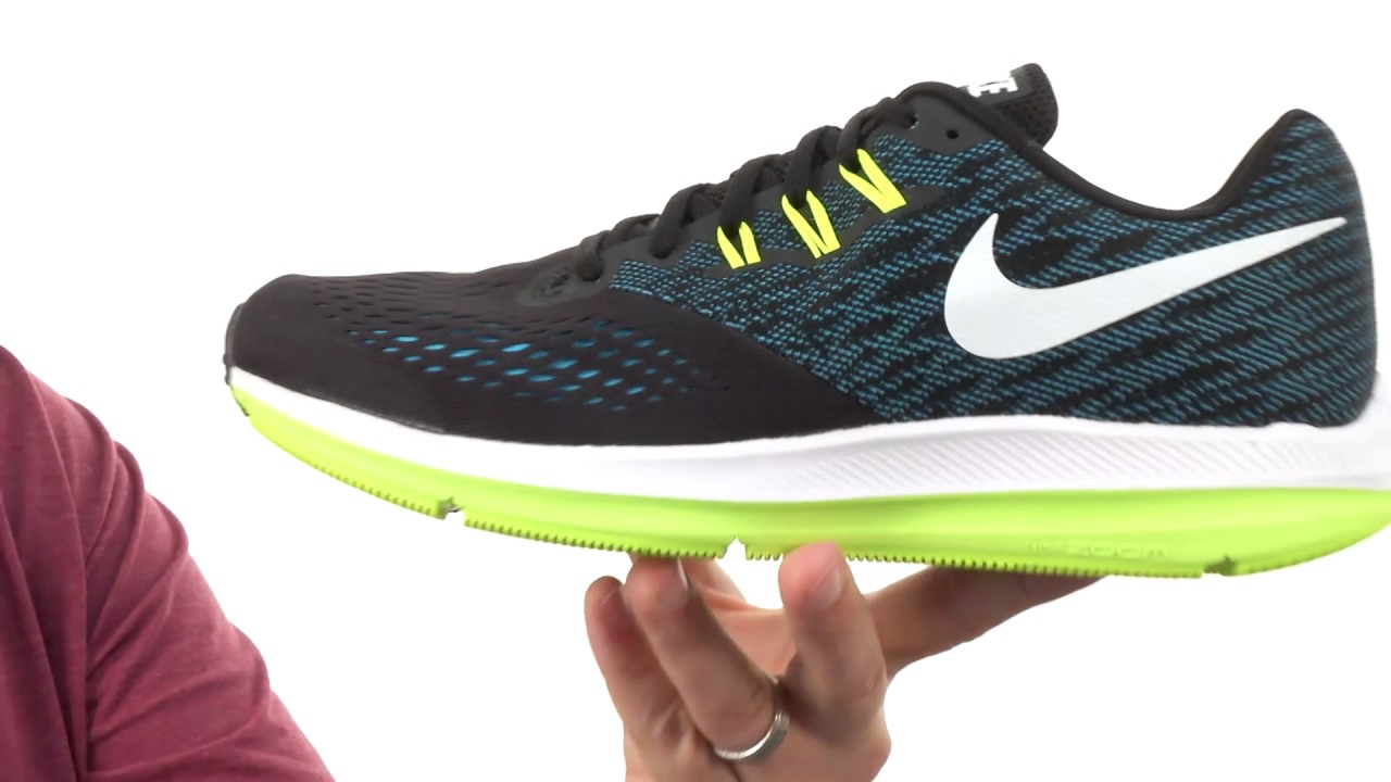 144d2fb367aad Nike Zoom Winflo 4 SKU 8832824 - YouTube