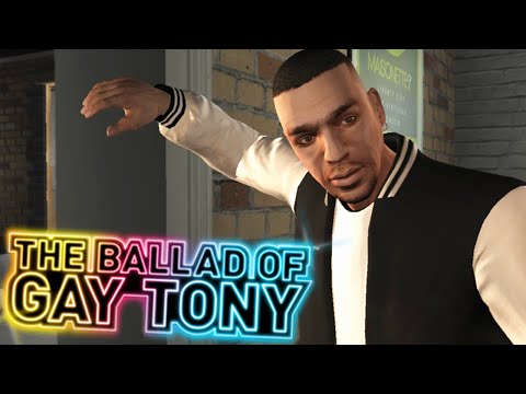 GTA: THE BALLAD OF GAY TONY #1 - O INÍCIO DO ZÉ BALADINHA