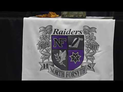 2019 North Forsyth High School Graduation