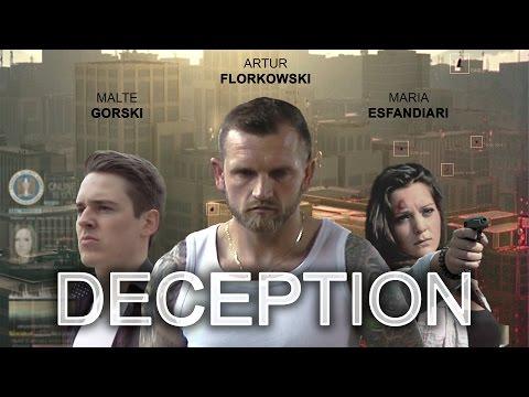 DECEPTION  FULL ACTION MOVIE  GERMAN
