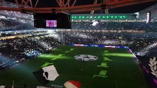 Juventus - Manchester United 1-2 (Formazione, Inno e Inno Champions League)  UHD 