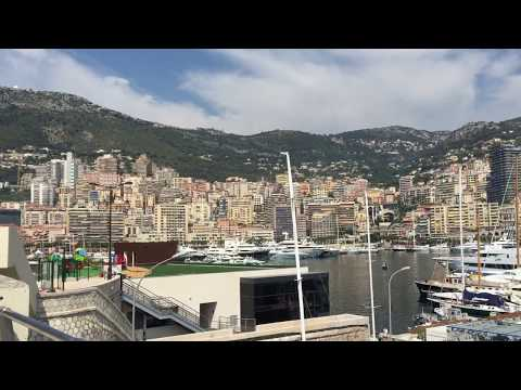 Monaco, Port Hercule
